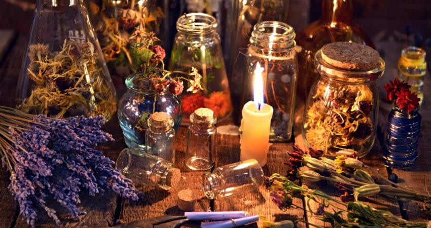 Spellwork: Do's, Don'ts, and Building an Altar from Green